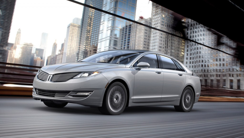 2013 lincoln mkz review ratings specs prices and photos the rh thecarconnection com 2012 lincoln mkz hybrid owners manual 2012 Lincoln MKZ Hybrid
