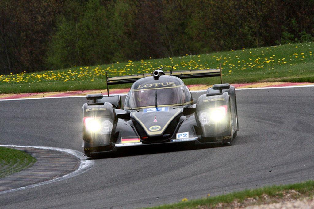 2013 Lotus Praga T128 Le Mans prototype (LMP2)