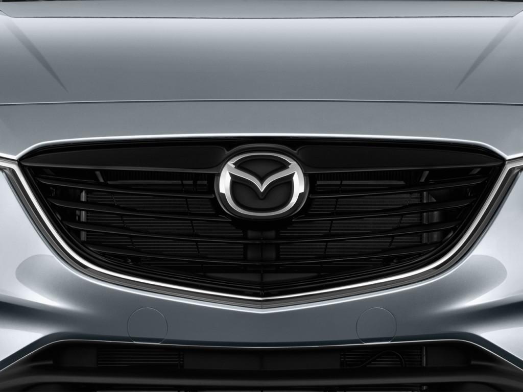 Image: 2013 Mazda CX-9 FWD 4-door Sport Grille, size: 1024 ...