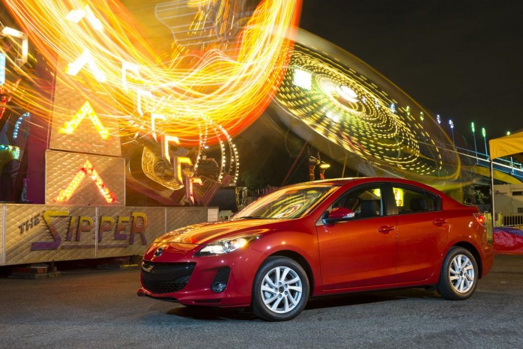 2013 Mazda Mazda3