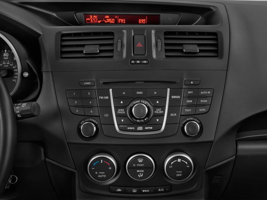 Image: 2013 Mazda MAZDA5 4-door Wagon Auto Sport Audio ...