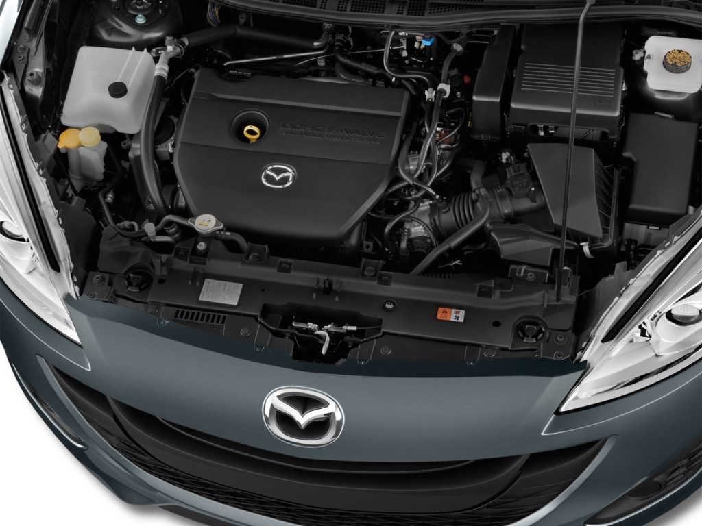 Image 2013 Mazda Mazda5 4 Door Wagon Auto Sport Engine Size 1024 X 768 Type Gif Posted On