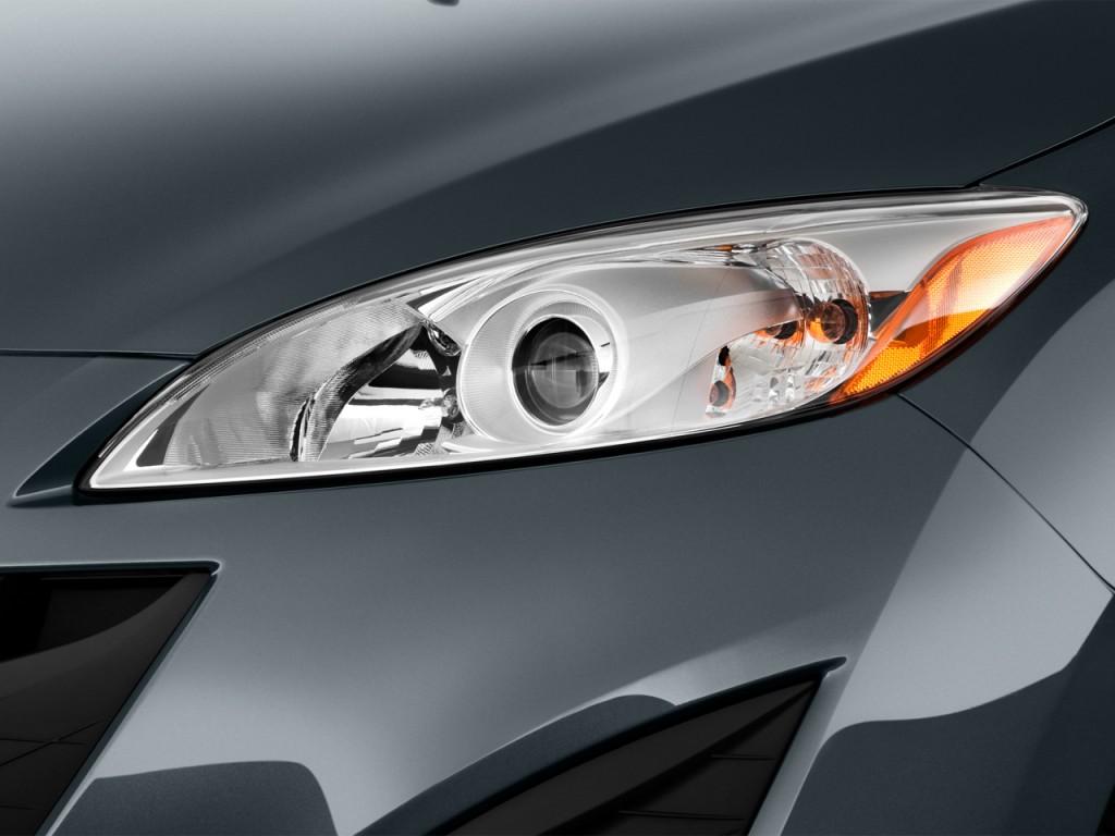Image 2013 Mazda Mazda5 4 Door Wagon Auto Sport Headlight Size 1024 X 768 Type Gif Posted