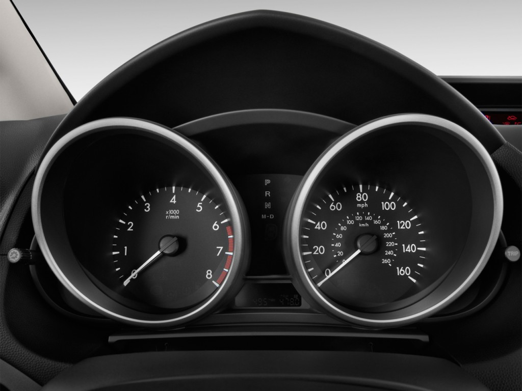 Image 2013 Mazda Mazda5 4 Door Wagon Auto Sport