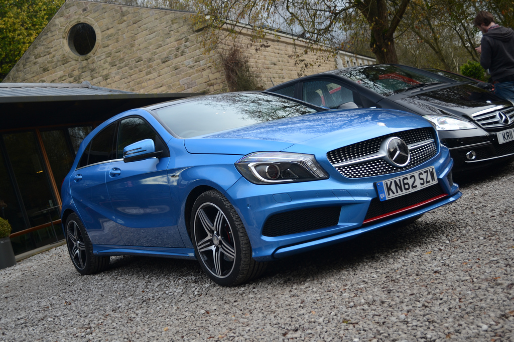 2013 Mercedes-Benz A Class: U S-Bound Premium Compact Driven