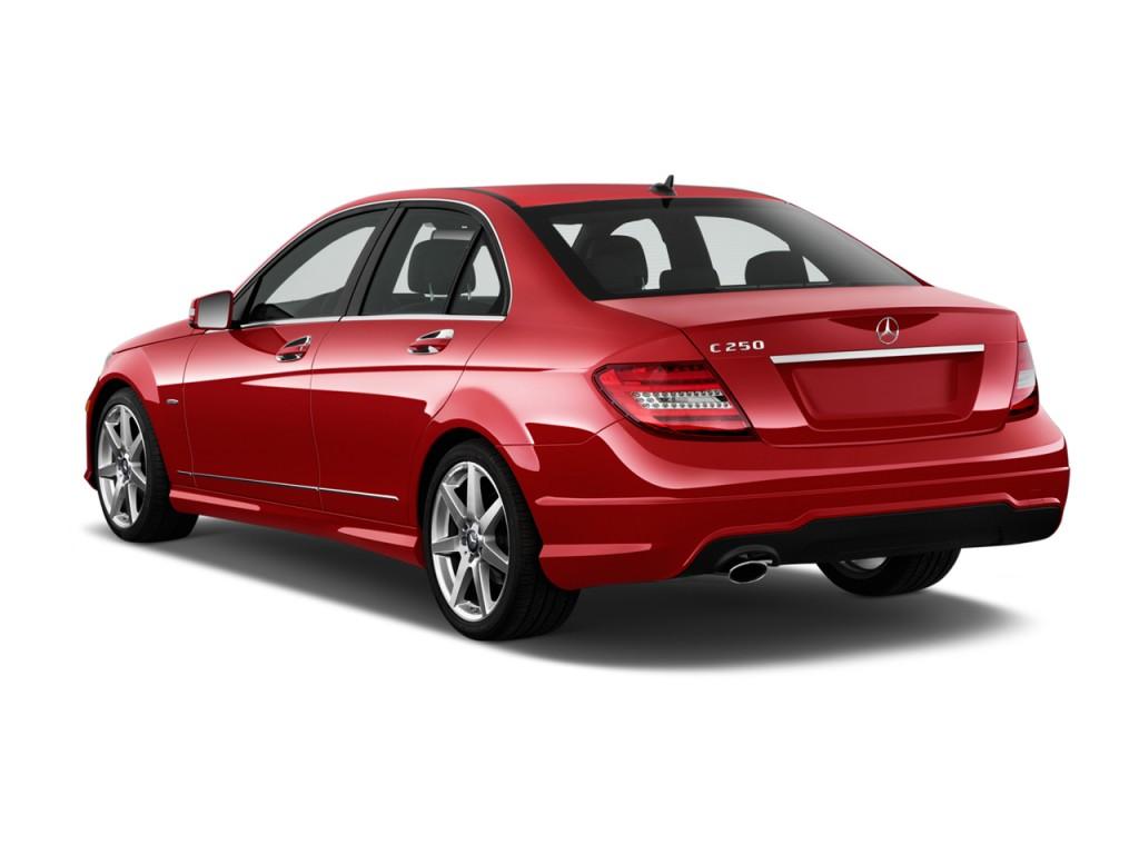 Image 2013 mercedes benz c class 4 door sedan c250 sport for 2013 mercedes benz c class c250 sport sedan
