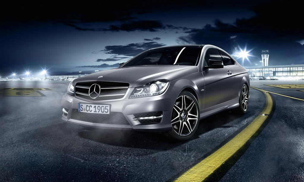 c class coupe 2013 amg