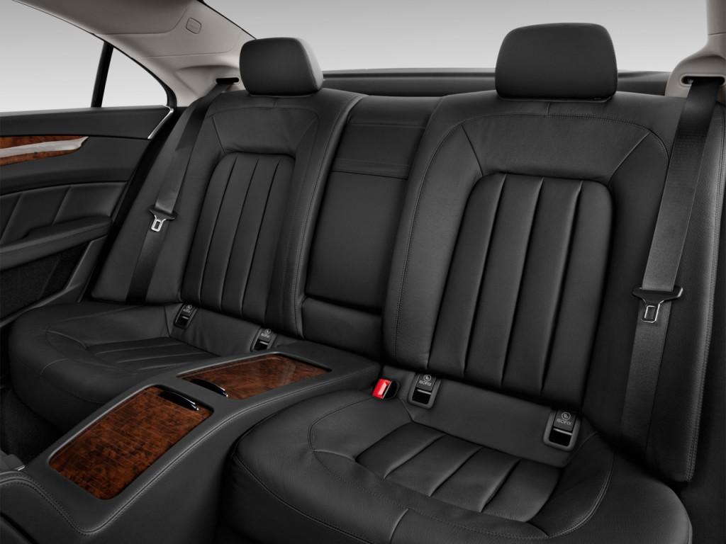 image 2013 mercedes benz cls class 4 door sedan cls550 rwd rear seats size 1024 x 768 type. Black Bedroom Furniture Sets. Home Design Ideas