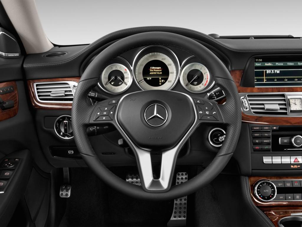 image 2013 mercedes benz cls class 4 door sedan cls550 rwd steering wheel size 1024 x 768. Black Bedroom Furniture Sets. Home Design Ideas