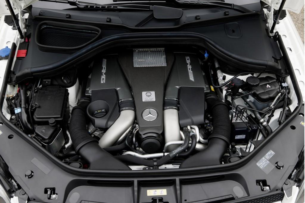 2013 Mercedes-Benz GL63 AMG