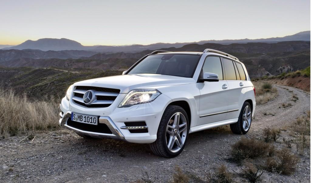 2013 Mercedes Benz Glk Revealed Bluetec Diesel Due
