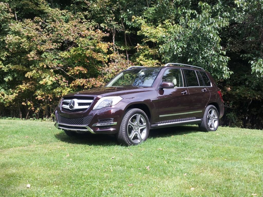 Image 2013 mercedes benz glk 250 bluetec 4matic catskill for Mercedes benz glk consumer reports