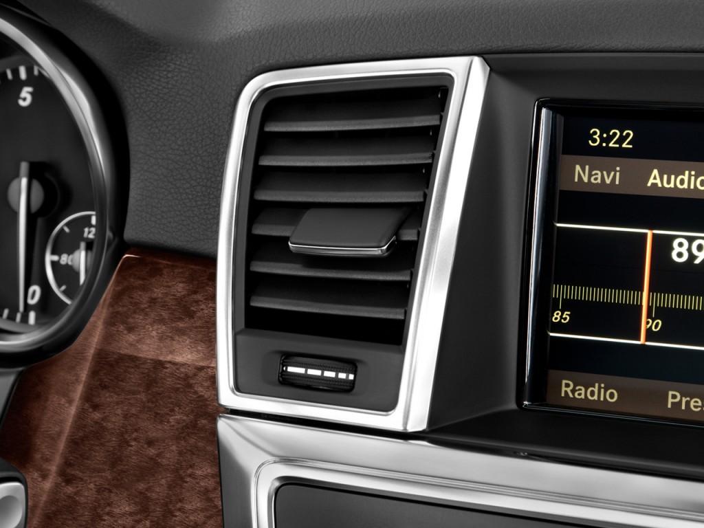 Image: 2013 Mercedes-Benz M Class RWD 4-door ML350 Air ...