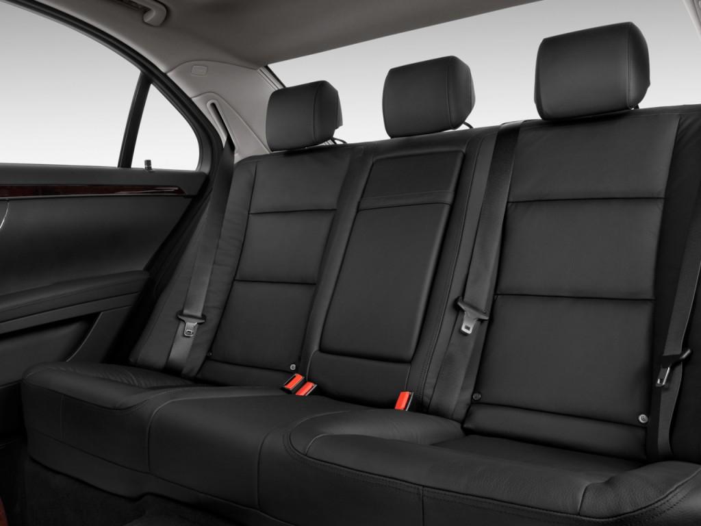 image 2013 mercedes benz s class 4 door sedan s400 hybrid rwd rear seats size 1024 x 768. Black Bedroom Furniture Sets. Home Design Ideas