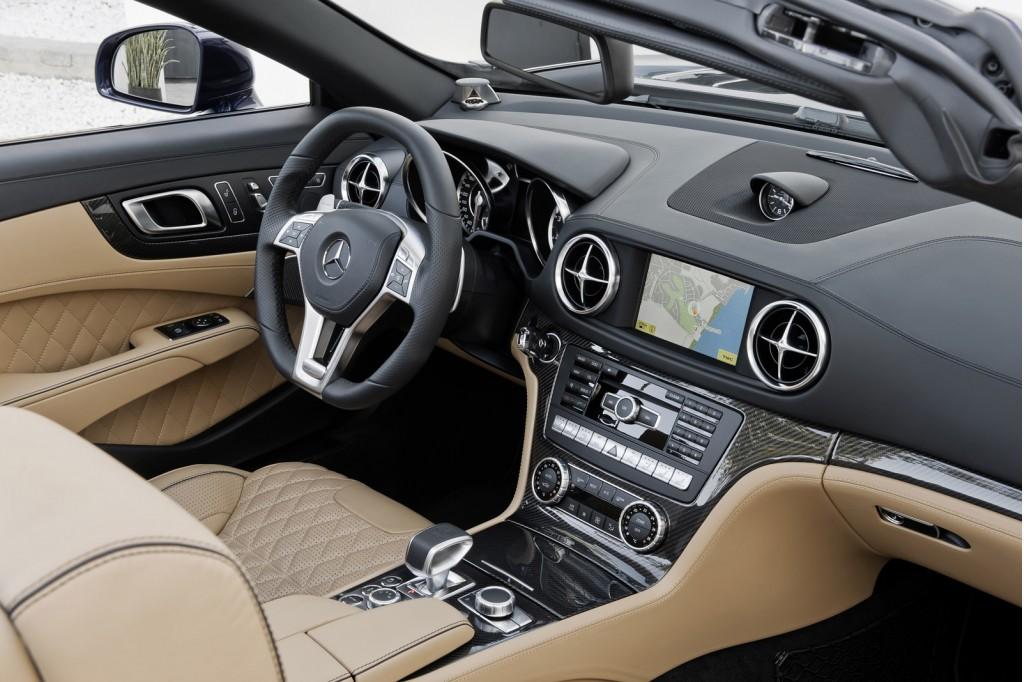 2013 Mercedes-Benz SL65 AMG