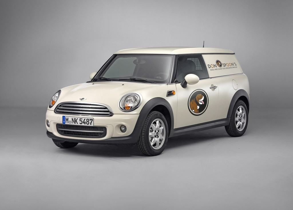 The Missing Mini Model Clubvan Withdrawn After Just 50 Sales
