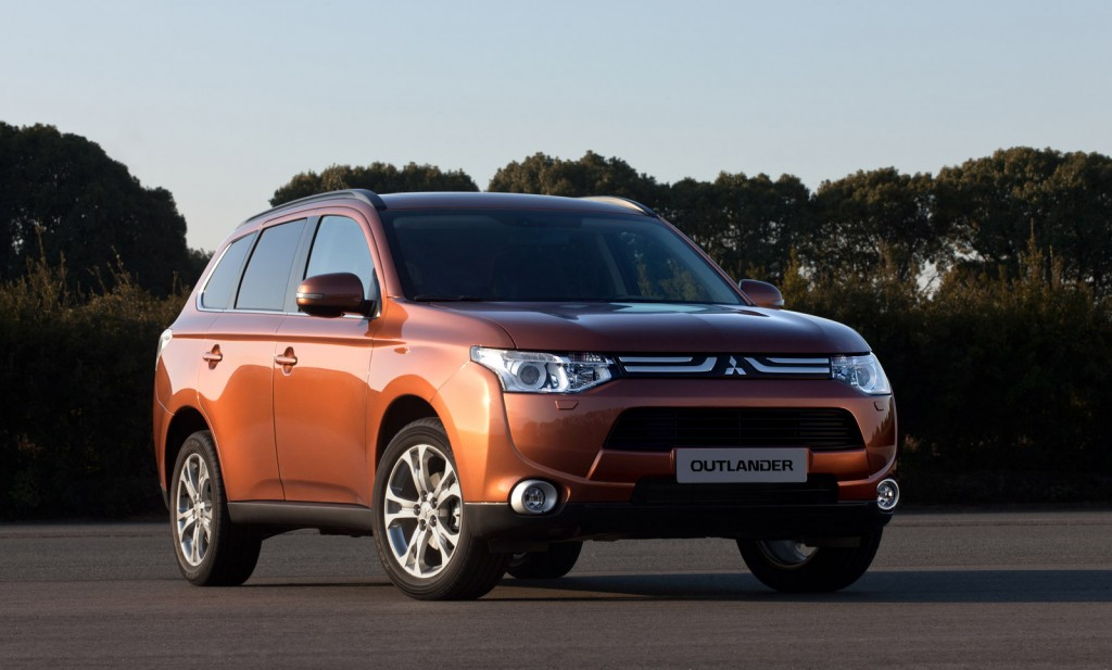 2007-2013 Mitsubishi Outlander recalled for windshield wiper woes: 100k vehicles affected