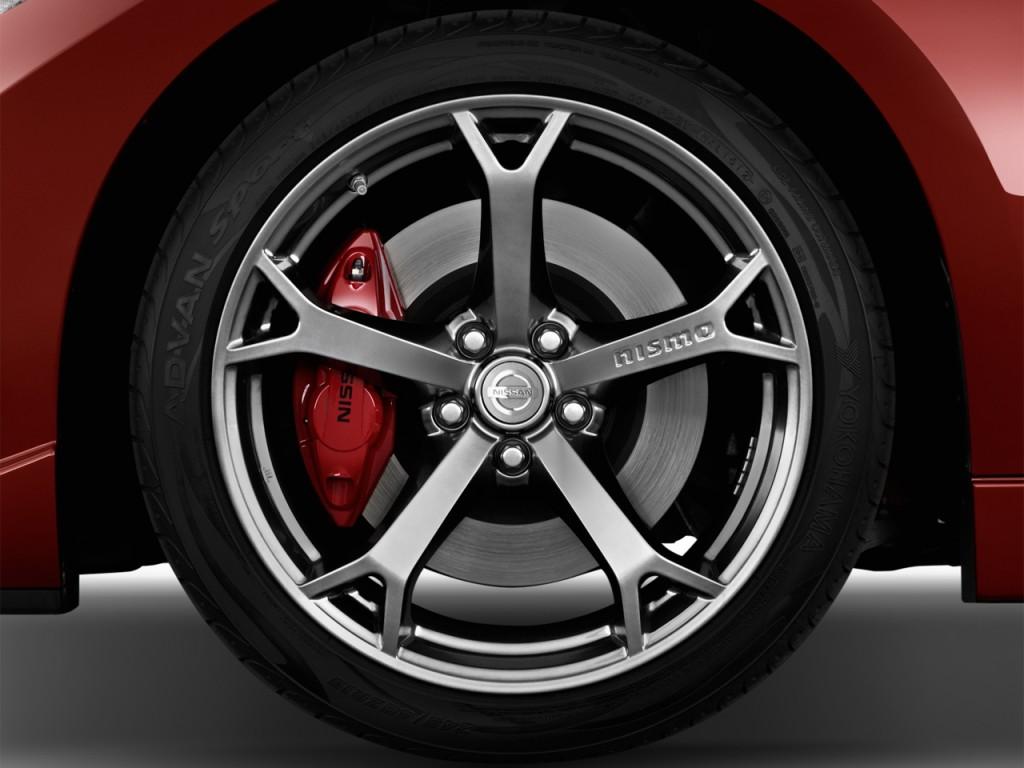 Image 2013 Nissan 370z 2 Door Coupe Manual Nismo Wheel