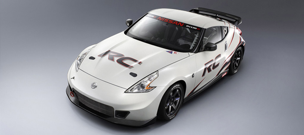 Car Brands Starting With L >> Nissan To Launch New 370Z One-Make Racing Series