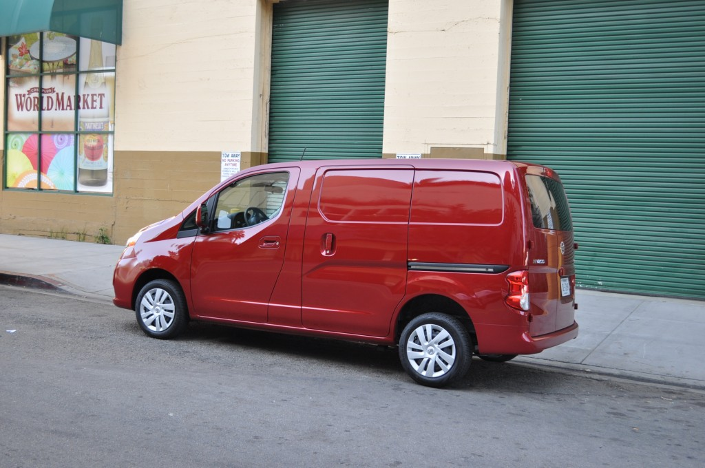 Infiniti San Antonio >> Image: 2013 Nissan NV200, size: 1024 x 680, type: gif, posted on: June 26, 2013, 4:06 pm - The ...