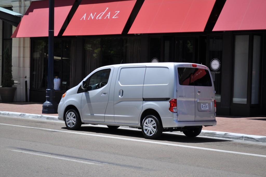 2013 Nissan NV200