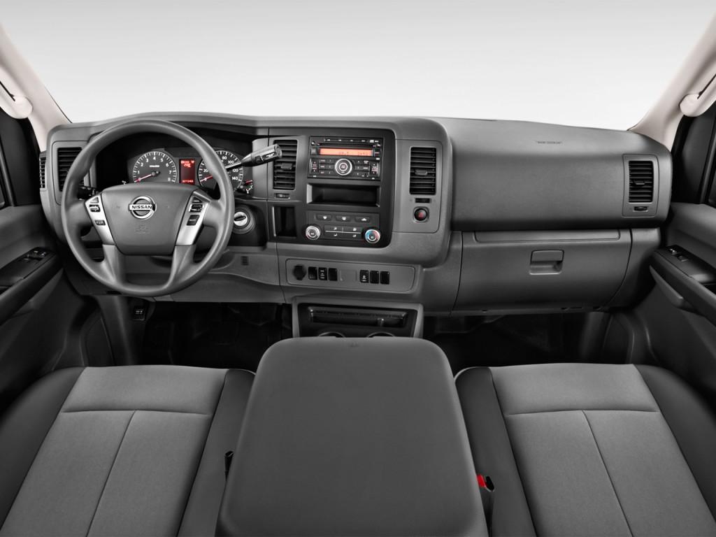 Image 2013 Nissan Nvp 3500 V8 Sv Dashboard Size 1024 X