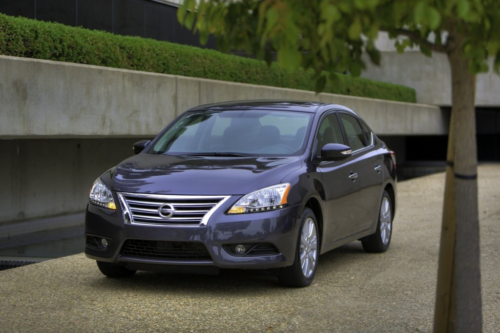 2013 Nissan Sentra Prices To Start At 16770