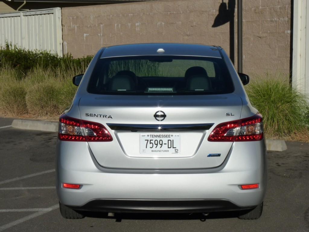 Image: 2013 Nissan Sentra SL - First Drive, October 2012, size: 1024 x 768, type: gif, posted on ...