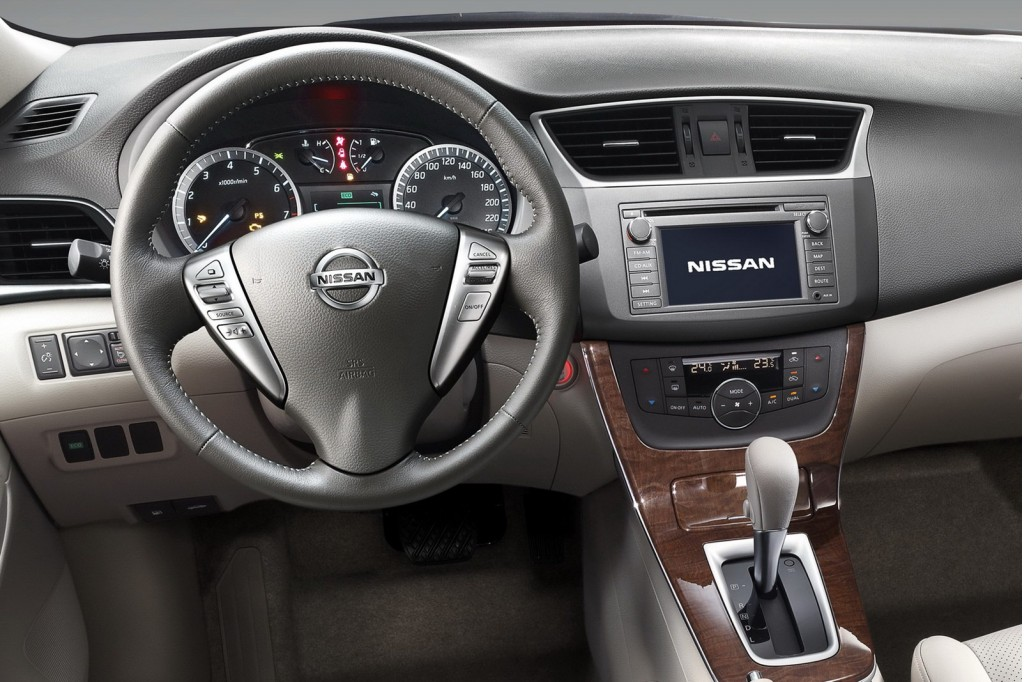 Image: 2013 Nissan Sylphy, Beijing Auto Show, size: 1024 x ...