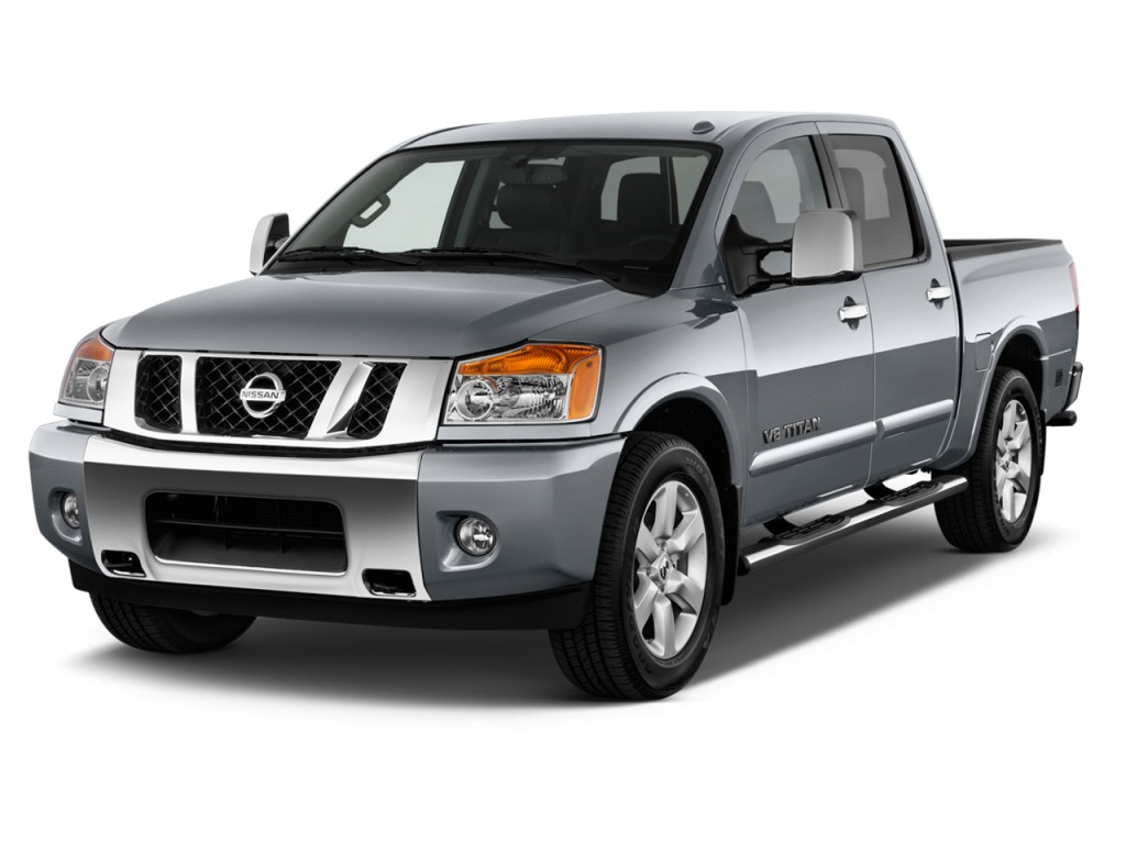 2013 Nissan Titan Review Ratings Specs Prices And Photos The Car Connection