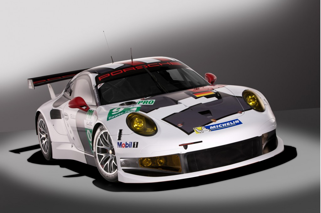 Porsche Considered F1 Before Picking Le Mans