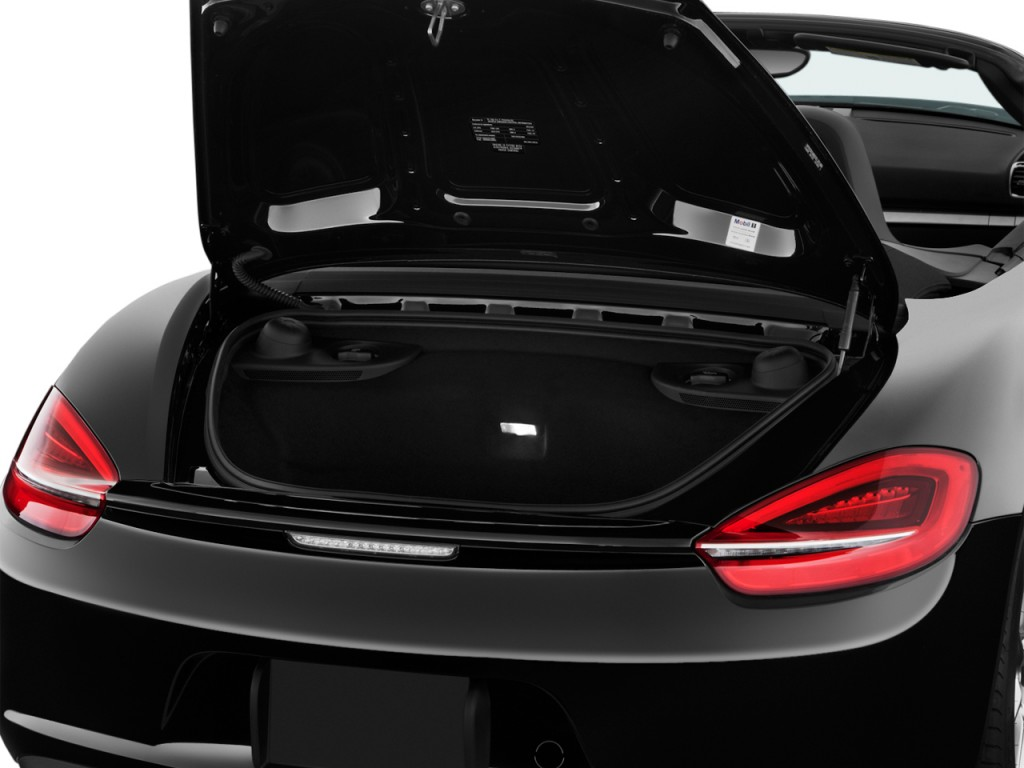 Porsche Boxster Door Roadster S Trunk L