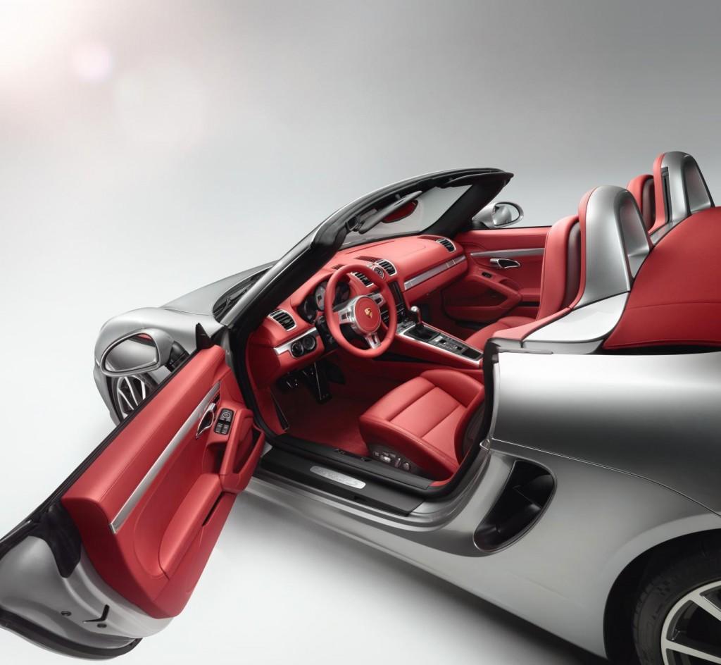 2006 Aston Martin Vantage Interior: Image: 2013 Porsche Boxster Interior, Size: 1024 X 944