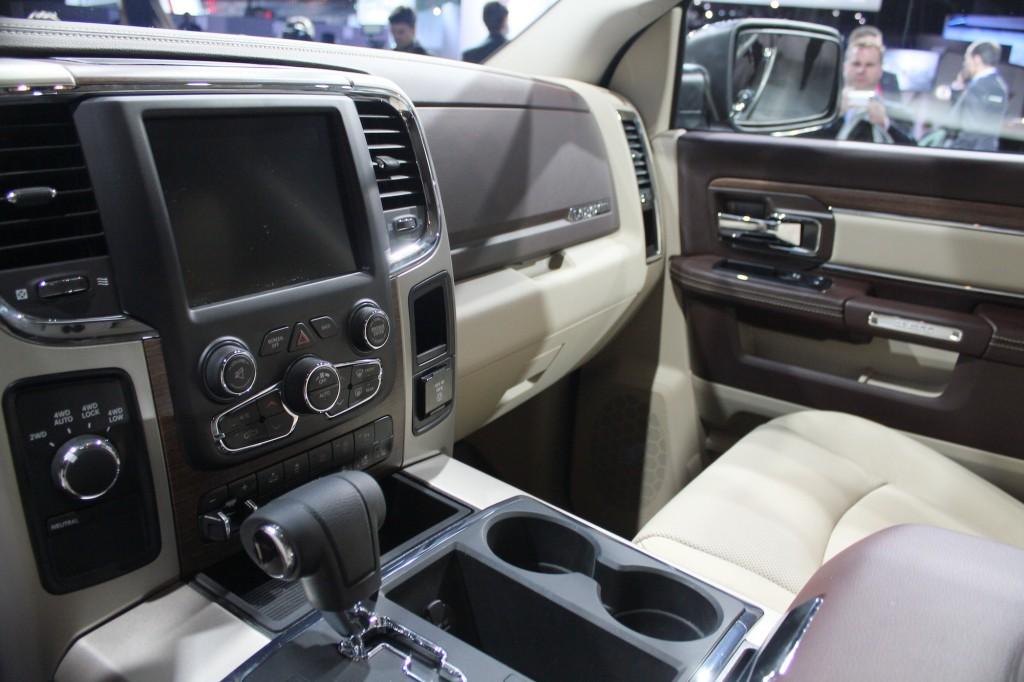 2013 Ram 1500, 2012 New York Auto Show