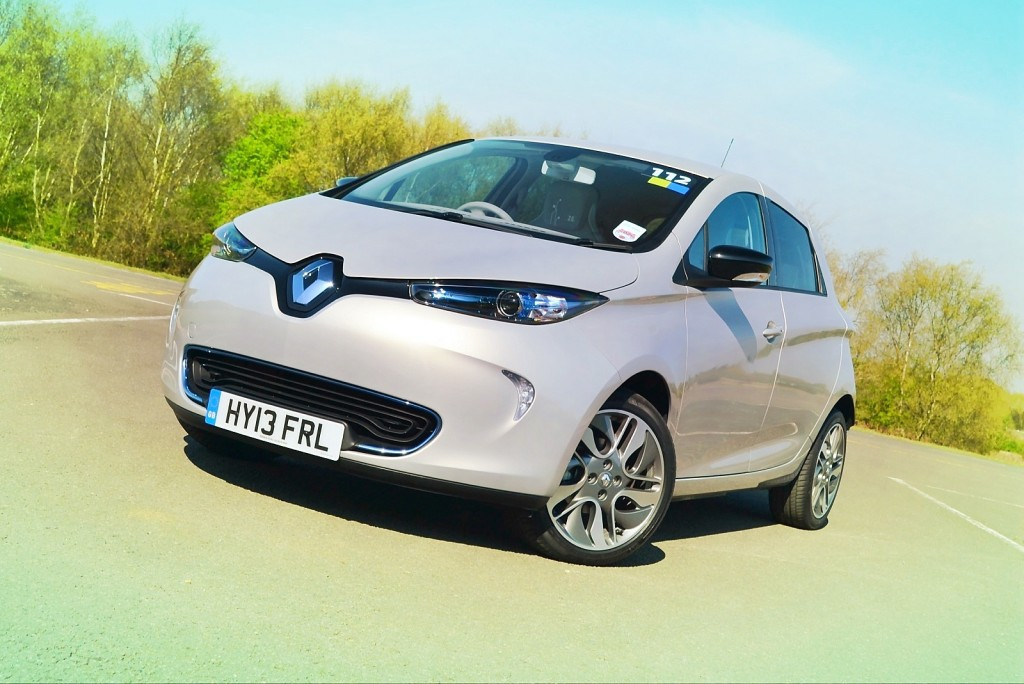 Renault Zoe Electric Car First Drive Of Europe S Leaf Alternative
