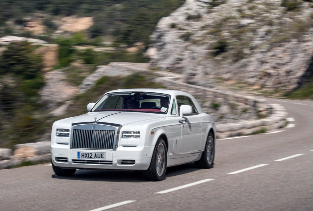 2014 Rolls-Royce Phantom Review, Ratings, Specs, Prices, and ...