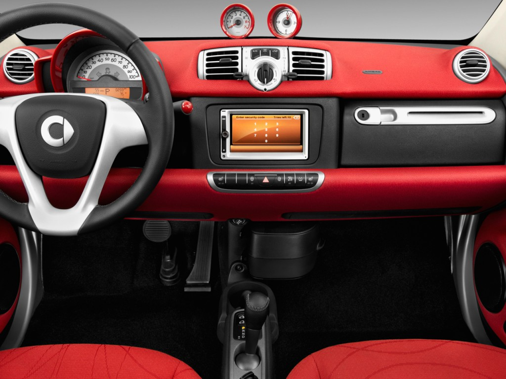 Image 2013 Smart Fortwo 2 Door Cabriolet Passion