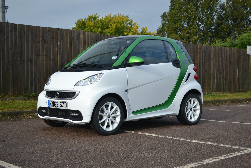 Electric smart car price uk