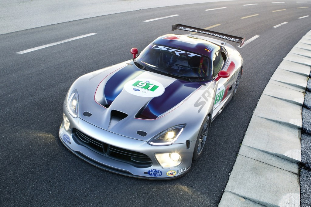 2013 Srt Viper Gts R To Debut In 2012 American Le Mans Series