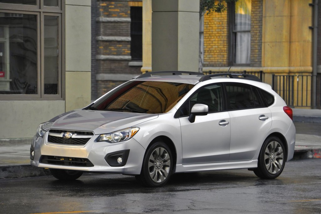 2013 Subaru Impreza Review Ratings Specs Prices And Photos The