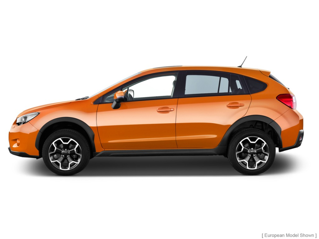 2017 Subaru Crosstrek 2.0i Premium >> Image: 2013 Subaru XV Crosstrek 5dr Man 2.0i Premium Side Exterior View, size: 1024 x 768, type ...