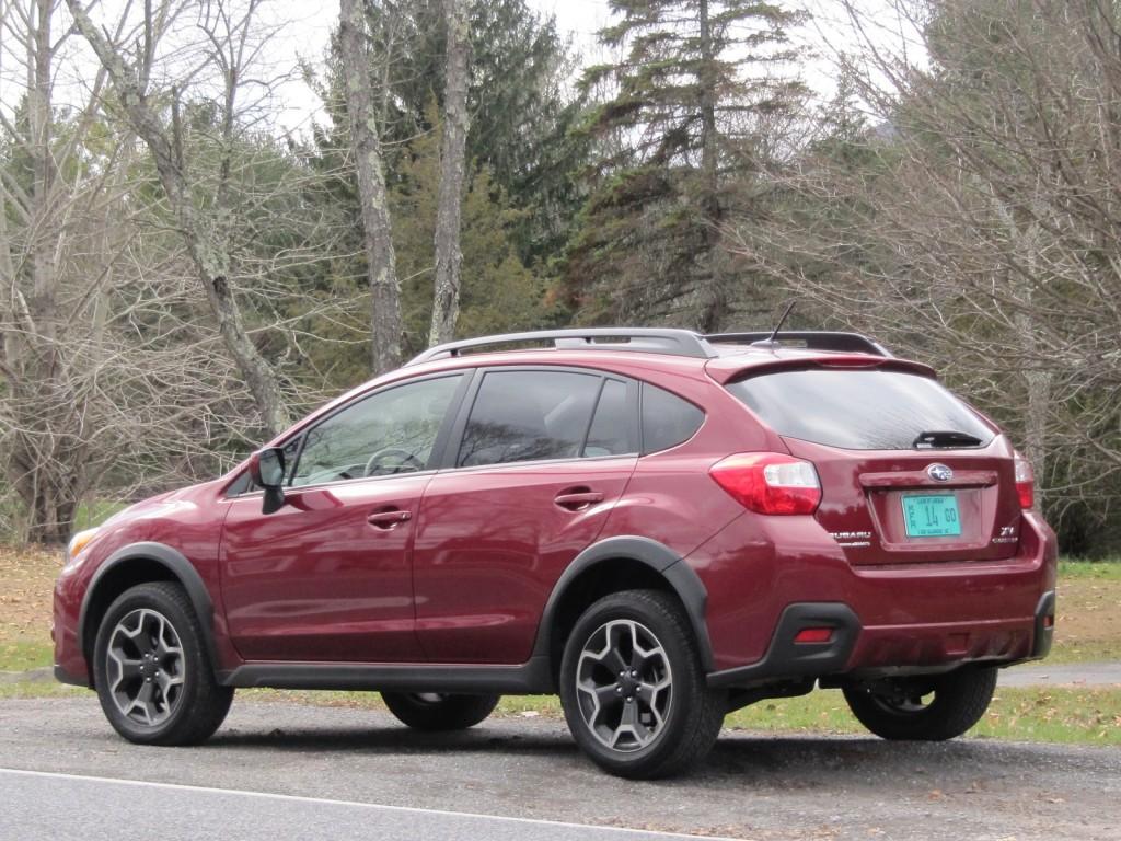 2013 Subaru XV Crosstrek, upstate New York, Dec 2012