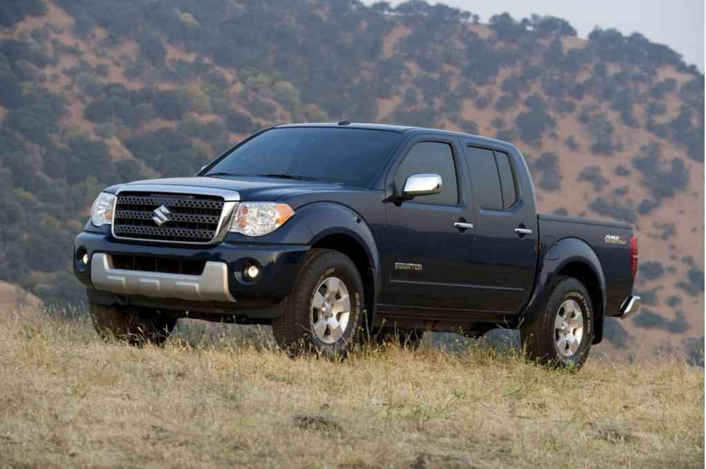 New And Used Suzuki Equator Prices Photos Reviews Specs The Car Connection