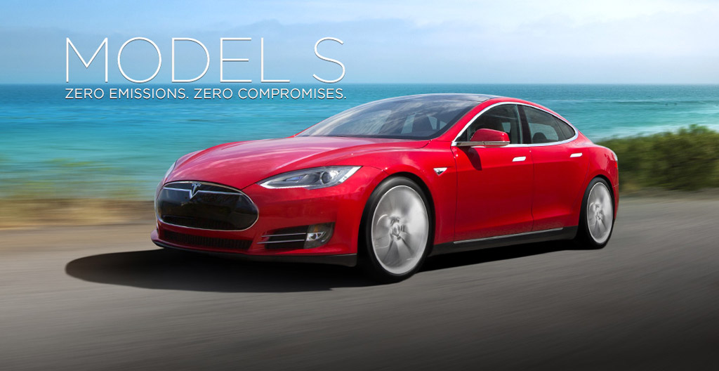 Tesla Model S Voted Best Overall Vehicle By Consumer Reports