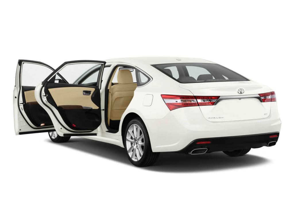 Image: 2013 Toyota Avalon 4-door Sedan XLE (Natl) Open ...