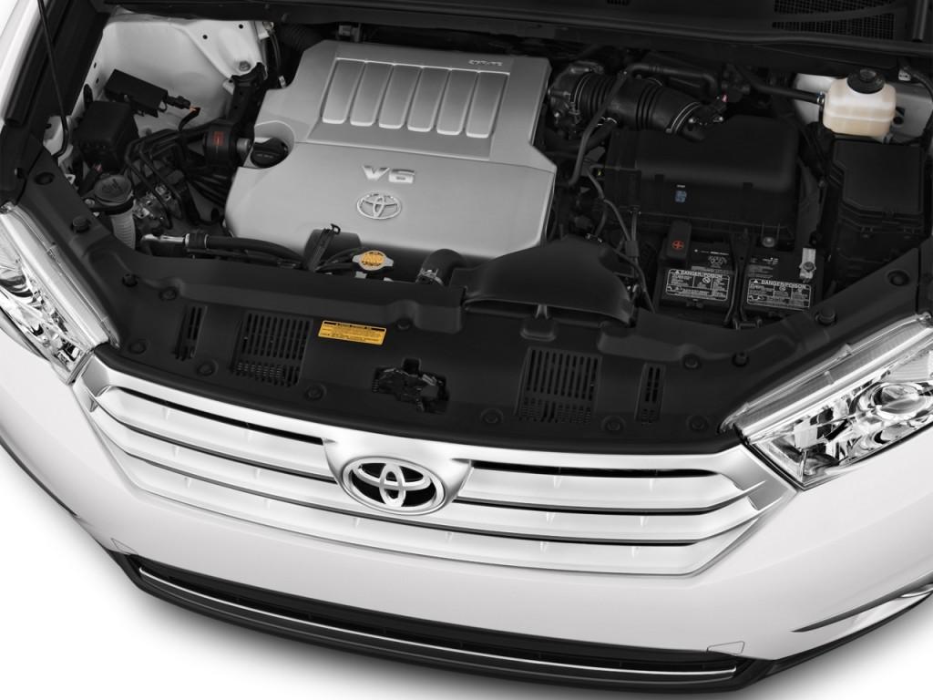 Image  2013 Toyota Highlander Fwd 4