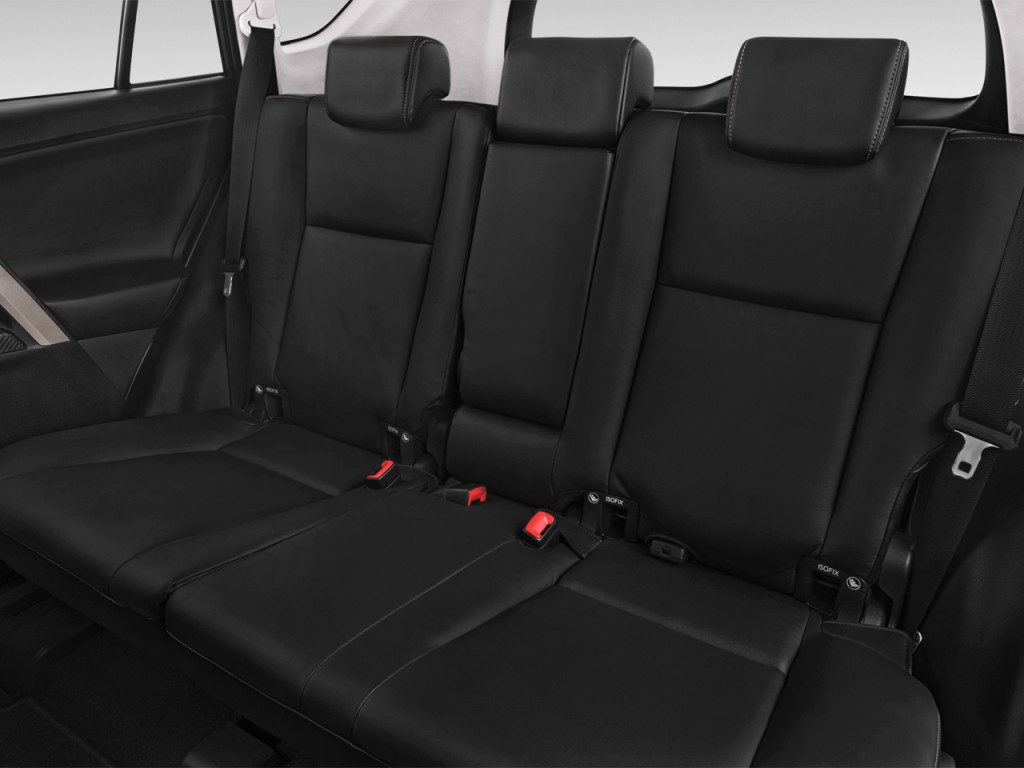 Image: 2013 Toyota RAV4 FWD 4-door XLE (Natl) Rear Seats, size: 1024 x 768, type: gif, posted on ...