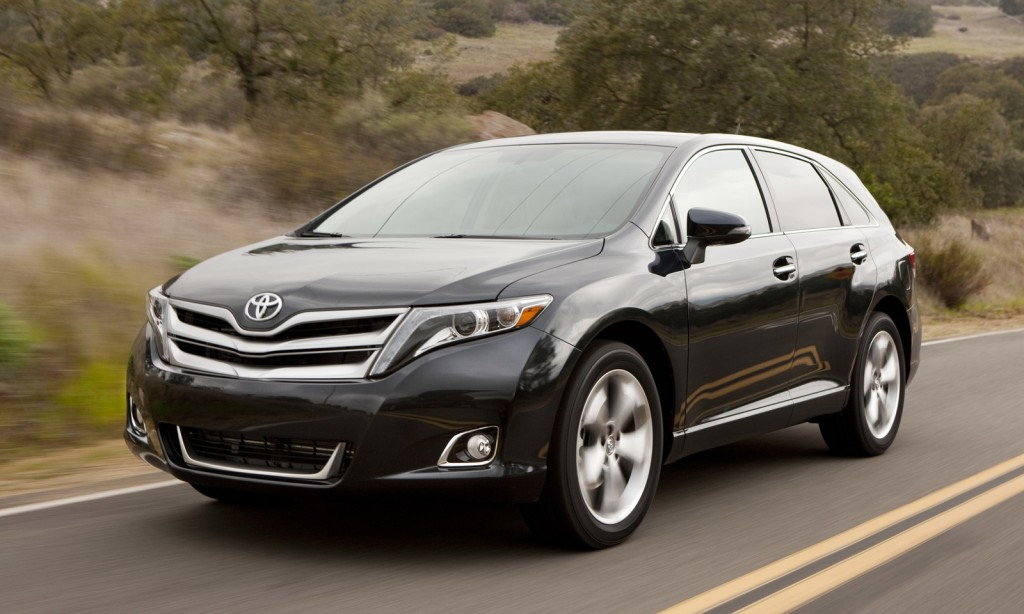 2013 Toyota Venza Review, Ratings, Specs, Prices, And Photos   The Car  Connection