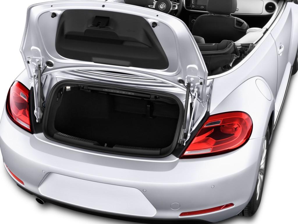 Image 2013 Volkswagen Beetle Convertible 2 Door Auto 2 5l