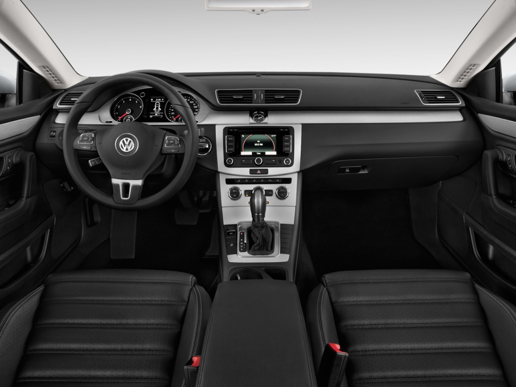 Image: 2013 Volkswagen CC 4-door Sedan Sport Plus Dashboard, size: 1024 x 768, type: gif, posted ...
